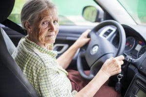 Adding an elderly driver - Louisville Injury lawyer